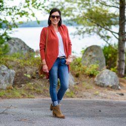 Fall Fashion Trend: Cocoon Cardigan