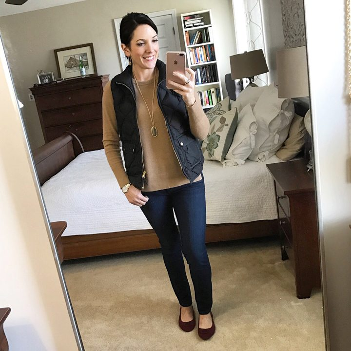 Find Myself Obsessing Over The Black And White Buffalo: Instagram Roundup // What I Wore This Week 11.14.16