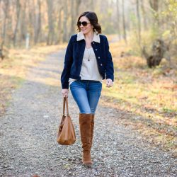 How to Wear Over-the-Knee Boots with Nordstrom