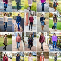 25 Winter Outfits // Fashion Over 40