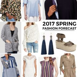 2017 Spring Fashion Forecast