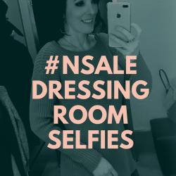 Shop with Me {Nordstrom Dressing Room Selfies}