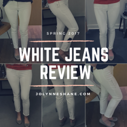 White Jeans Review