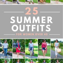 25 Days of Summer Fashion Recap