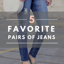 5 Favorites: Denim Edition