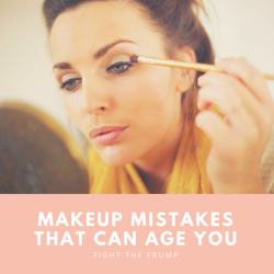 Fight the Frump: Makeup Mistakes That Can Age You