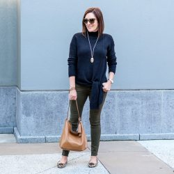 Fall Outfit Basics with Nordstrom