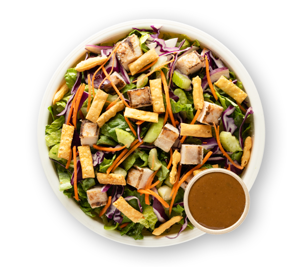 Thai Chicken Crunch Salad