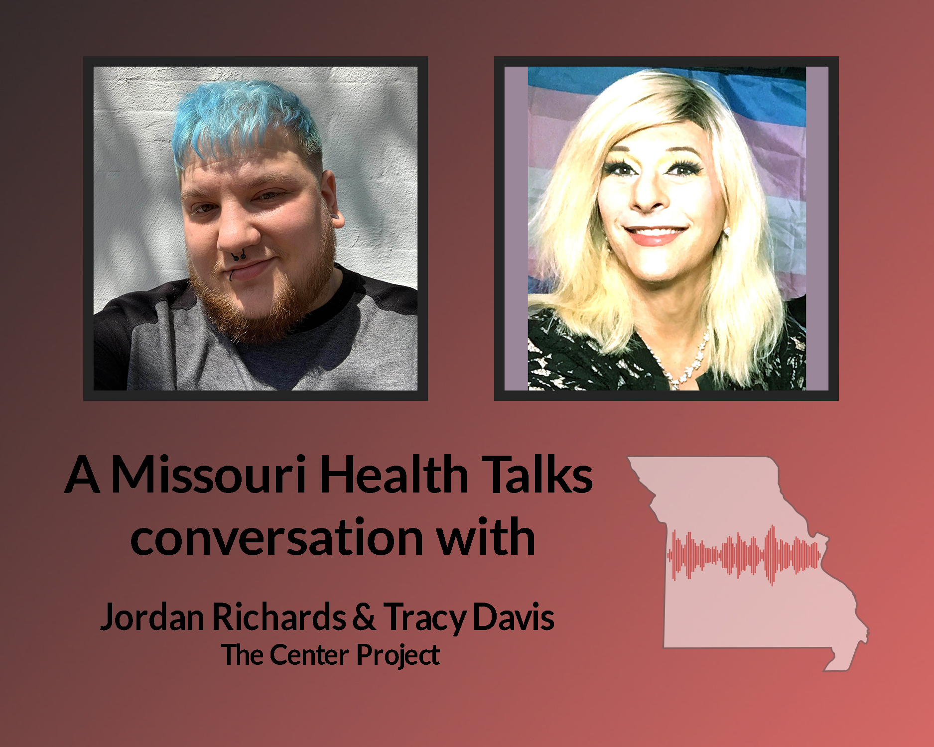 For Transgender Missourians, 'There's Always A Fear Of Going To A Doctor'