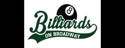 Billiards on Broadway logo