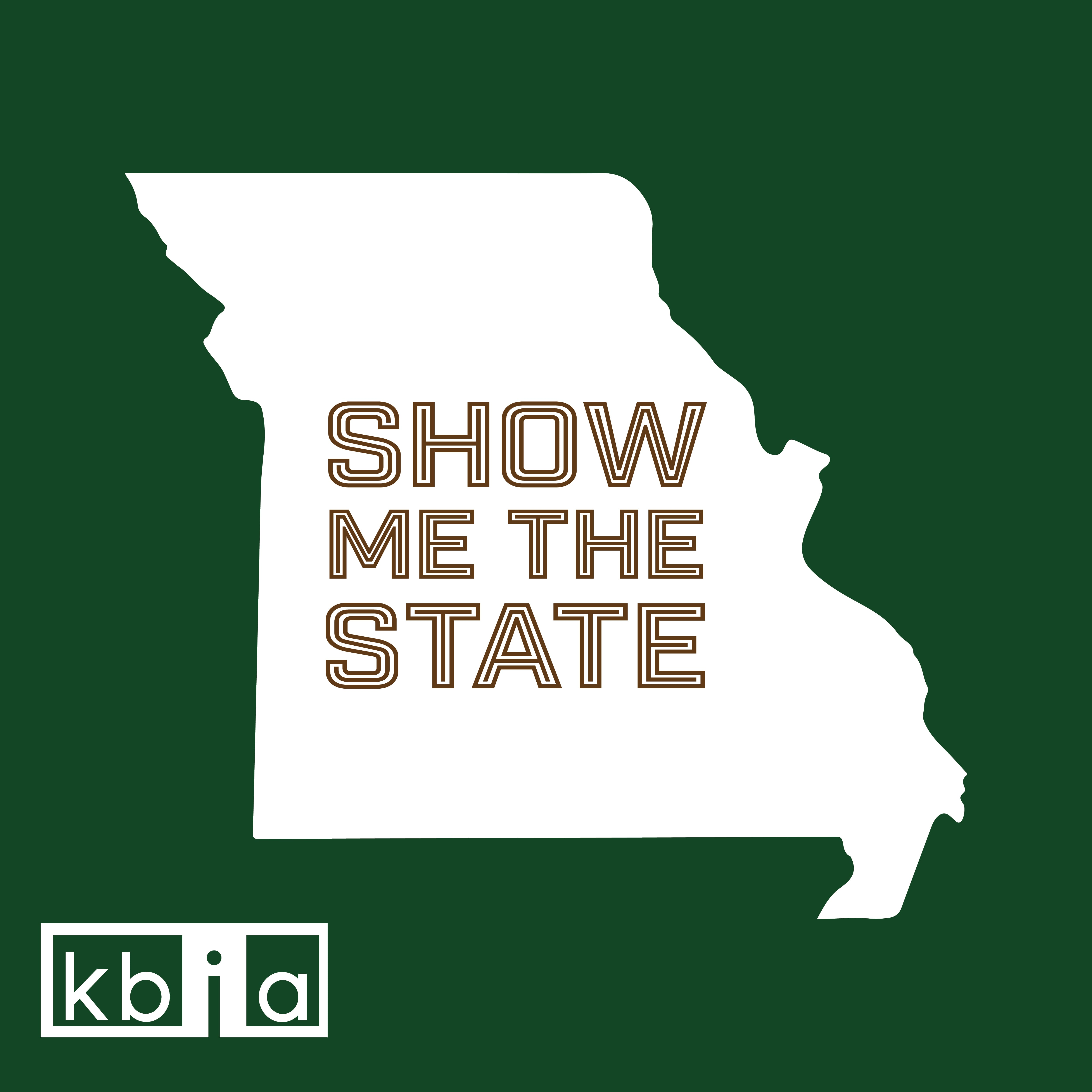 Show Me The State album art.