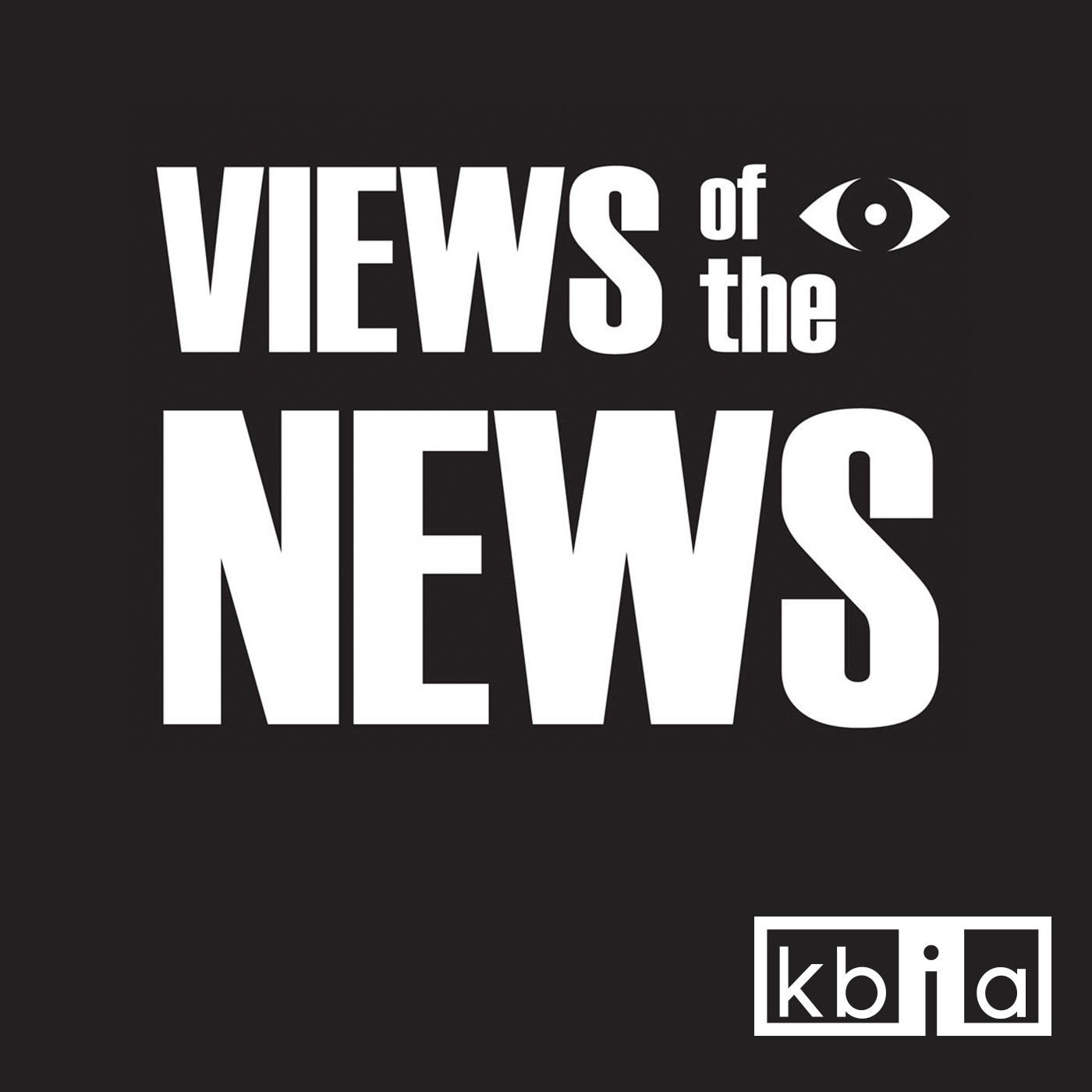 Views of the News album art.
