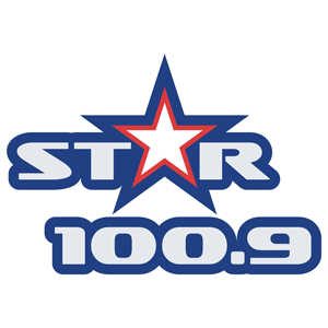 "Logo for WAYC ""Star"" 100.9 FM"