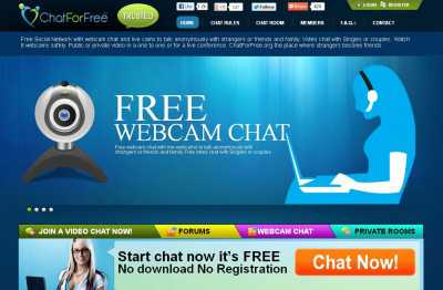 free webcam chat sites