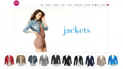 579 clothing store website