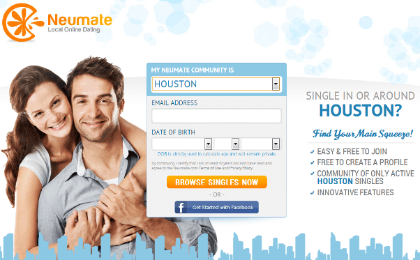 Dating-Websites in Houston