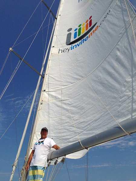 Killer Start Up Sail Pic