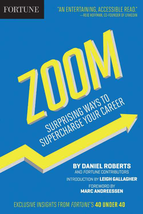 book coverFortune Zoom HC[2]