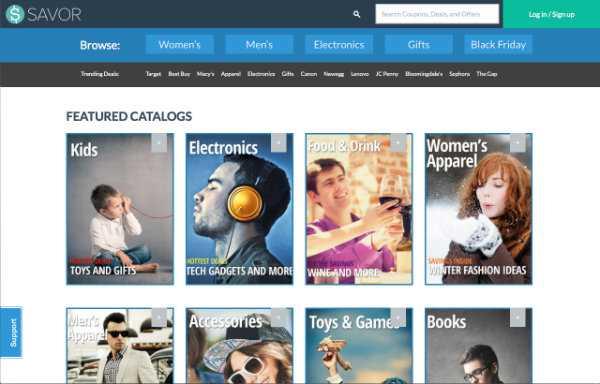 edcatalogSavor-browse-catalog