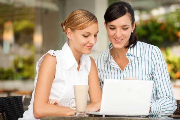 mentorbigstock-Businesswomen-With-Coffee-6571984