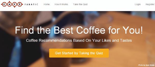 cafe fanatic