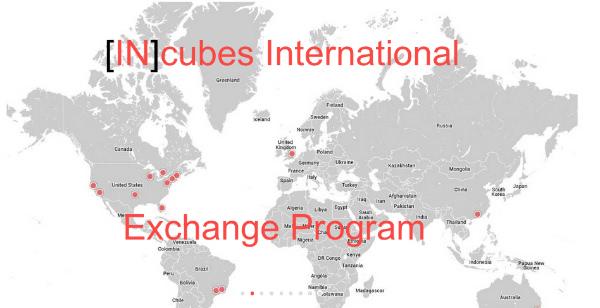 incubes international exchange program