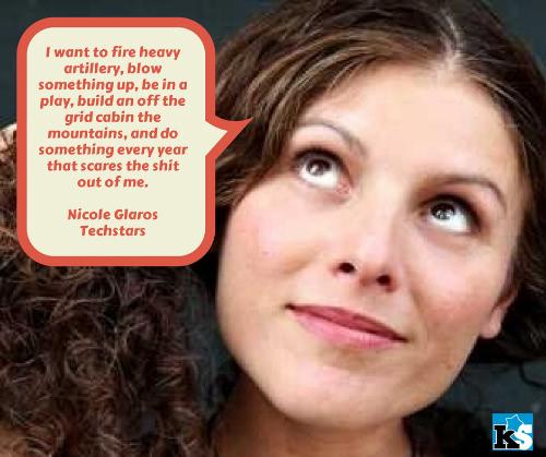 Nicole Glaros quote