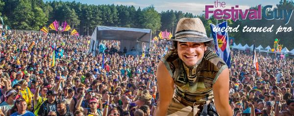 festival guy