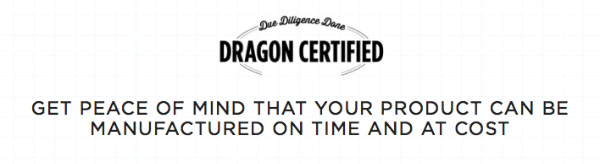 dragon certified