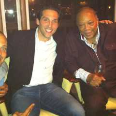 Forty-Time Platinum Selling Producer Quincy Jones III Disrupting Hip Hop With Health