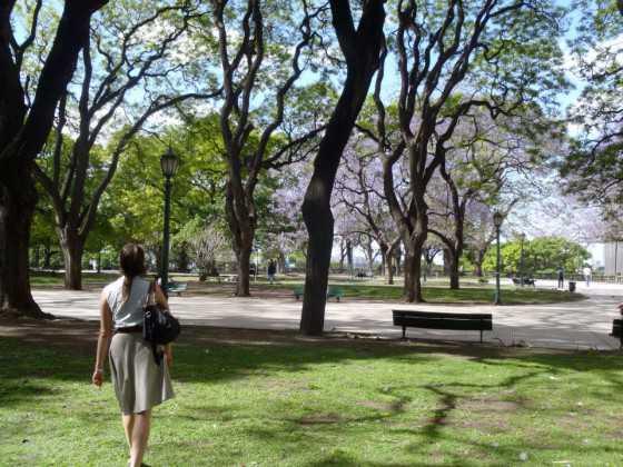 Plaza San Martin - Buenos Aires