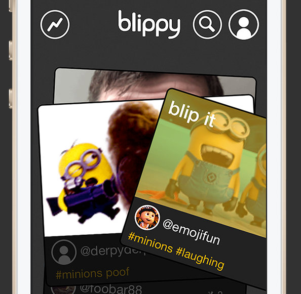 Blippy Screenshot