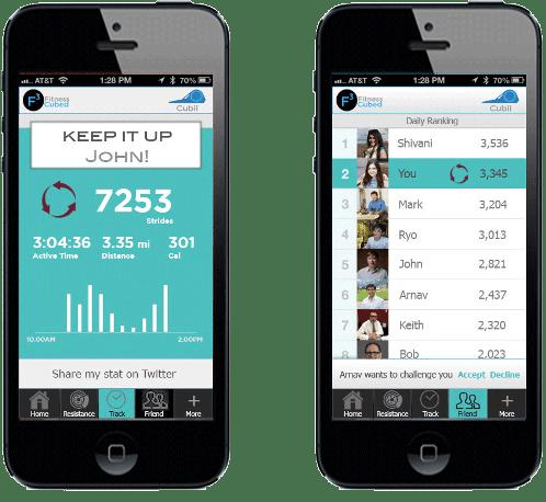 cubii app