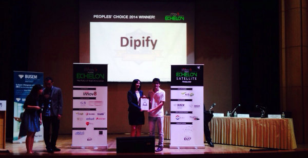 Dipify wins