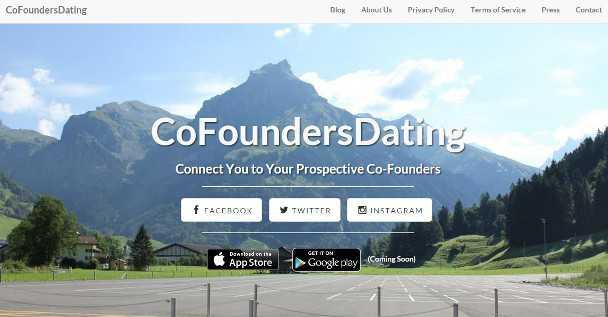 cofoundersdating app