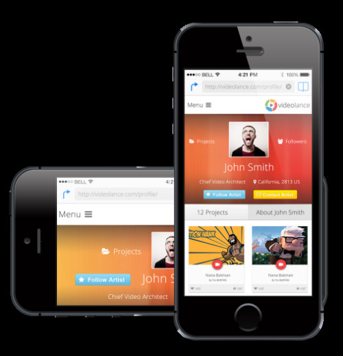videolance mobile
