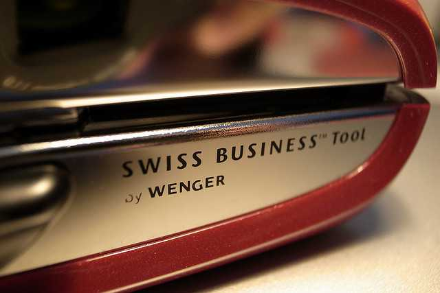 Swiss Business Tool
