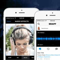 What's Brapp-enning? Meet the Collaborative Music App