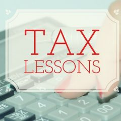 Dealing with Taxes as a Business Owner