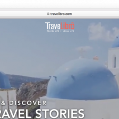 TraveLibro: A Social Networking Platform to Share Travel Experiences and Book Vacations