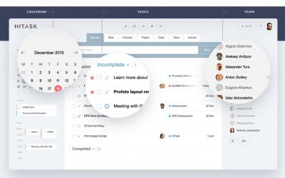 hitask-project-management-software