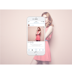"New Social Network App ""Dress'd"" Puts The Focus On Fashion"