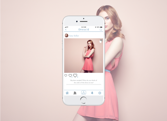 """New Social Network App """"Dress'd"""" Puts The Focus On Fashion"""