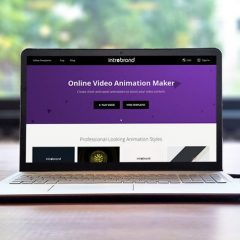 Online Video Animation Maker Introbrand Helps Startups Create DIY Effects For Their Online Video
