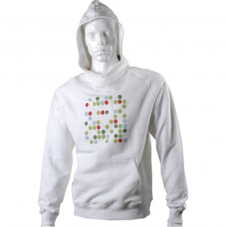 Product picture for Hoodie With Total 7 Dots