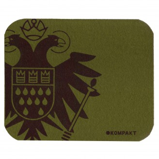 Product picture for Olive Mousepad With Speicher/Kompakt Logo