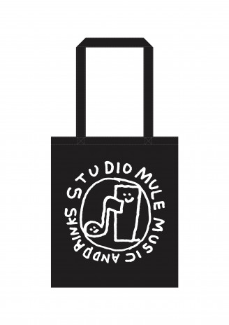 Product picture for Studio Mule Tote Bag Black