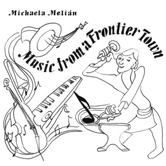 Album artwork for Music from a Frontier Town