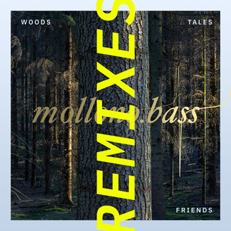 Album artwork for Woods, Tales & Friends Remixes - Part One