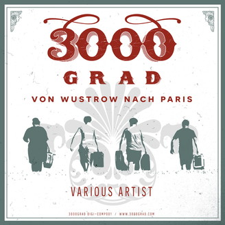 Von Wustrow nach Paris